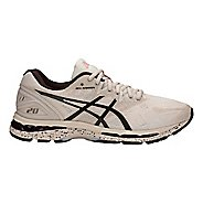 Mens ASICS GEL-Nimbus 20 SP Running Shoe - Birch/Blossom 10.5