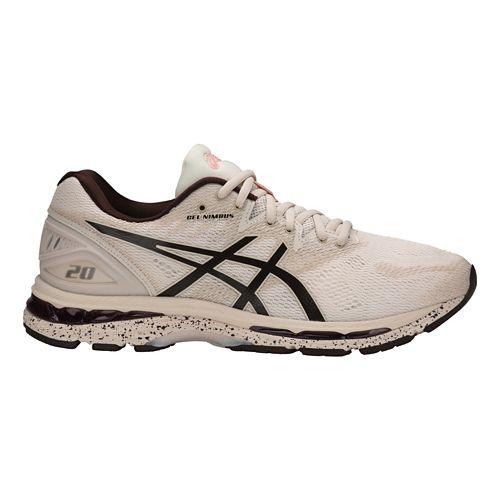 Mens ASICS GEL-Nimbus 20 SP Running Shoe - Birch/Blossom 10.5