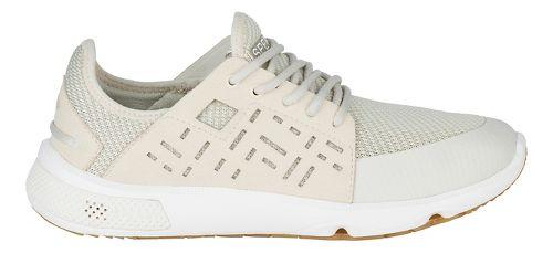 Womens Sperry 7 SEAS Sport Casual Shoe - Off White 8