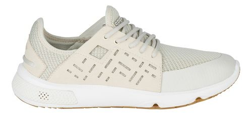 Womens Sperry 7 SEAS Sport Casual Shoe - Off White 9