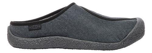 Mens Keen Howser Down Slide Casual Shoe - Black/Magnet 11.5