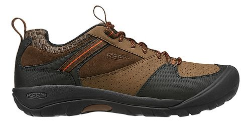 Mens Keen Montford Casual Shoe - Dark Earth 16