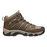 Mens Keen Oakridge Mid WP Hiking Shoe - Cascade/Brindle 17