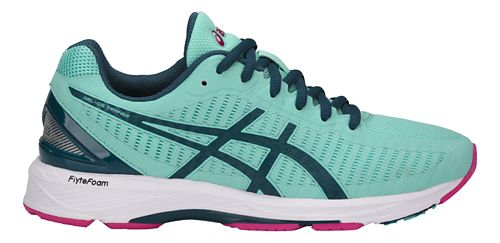 Womens ASICS GEL-DS Trainer 23 Running Shoe - Aruba Blue 10.5