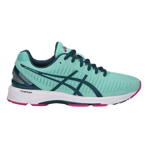 Womens ASICS GEL-DS Trainer 23 Running Shoe - Aruba Blue 8.5