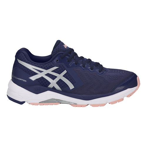 Womens ASICS GEL-Foundation 13 Running Shoe - Indigo Blue 10