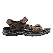 Mens Keen Rialto 3 Point Sandals Shoe - Earth/Black 9.5