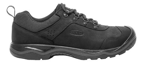 Mens Keen Rialto Lace Casual Shoe - Black 7