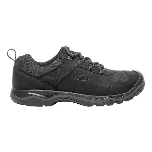 Mens Keen Rialto Lace Casual Shoe - Black 8
