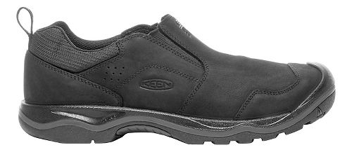 Mens Keen Rialto Slip On Casual Shoe - Black 10