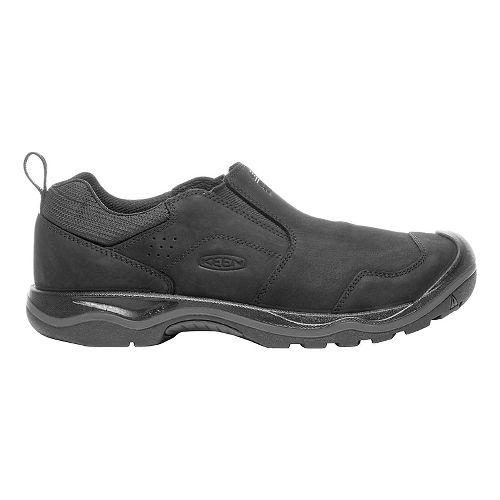 Mens Keen Rialto Slip On Casual Shoe - Black 7