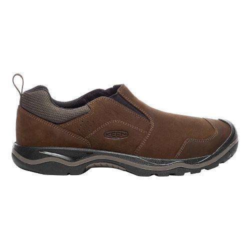 Mens Keen Rialto Slip On Casual Shoe - Black 10