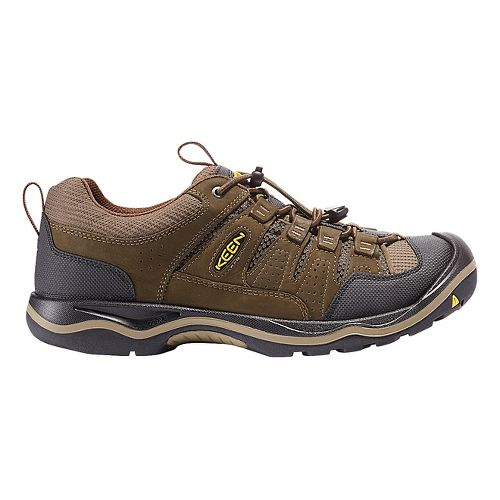 Mens Keen Rialto Traveler Casual Shoe - Brown 10