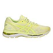Womens ASICS GEL-Nimbus 20 Running Shoe - Yellow/Yellow 5.5