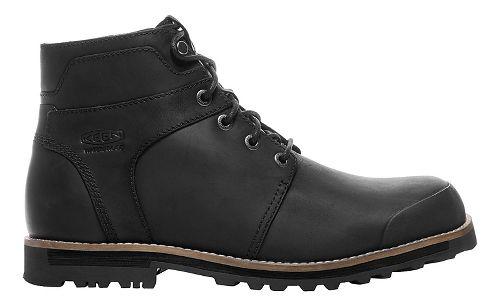 Mens Keen The Rocker WP Casual Shoe - Black 12