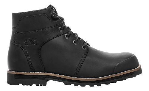 Mens Keen The Rocker WP Casual Shoe - Black 8