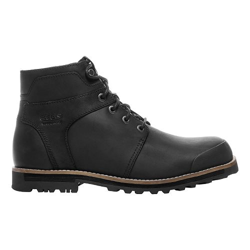 Mens Keen The Rocker WP Casual Shoe - Black 11.5