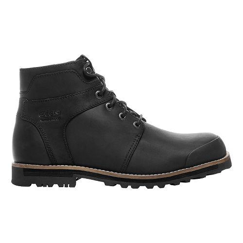 Mens Keen The Rocker WP Casual Shoe - Black 8.5