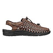 Mens Keen Uneek Leather Casual Shoe - Bison/Leather 13