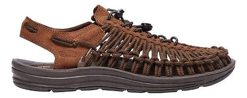 Mens Keen Uneek Leather Casual Shoe - Tortoise 10