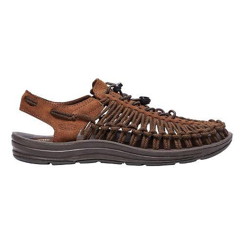 Mens Keen Uneek Leather Casual Shoe - Tortoise 10.5