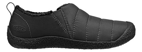 Womens Keen Howser Casual Shoe - Monochrome Black 6