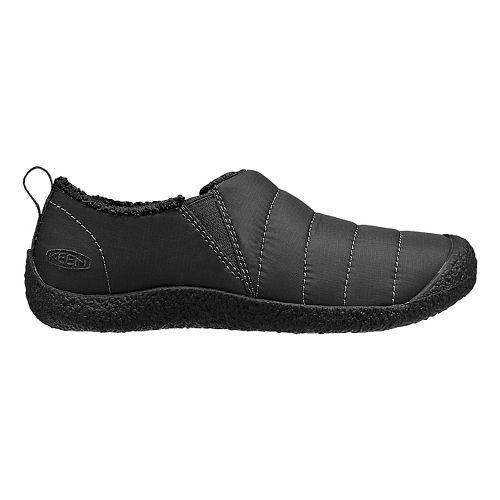 Womens Keen Howser Casual Shoe - Monochrome Black 6.5