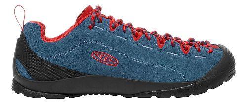 Womens Keen  Jasper Casual Shoe - Blue/Red 5.5