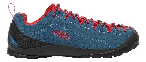 Womens Keen  Jasper Casual Shoe - Blue/Red 9