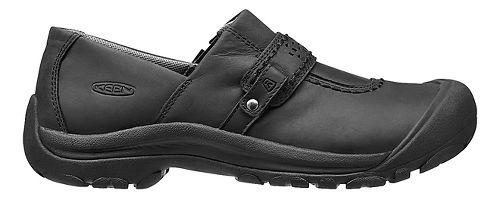 Kaci Full-Grain Slip-On Casual Shoe - Black 8