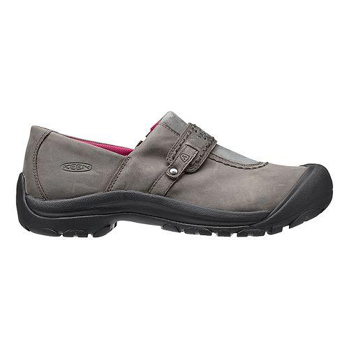 Kaci Full-Grain Slip-On Casual Shoe - Magnet 9.5