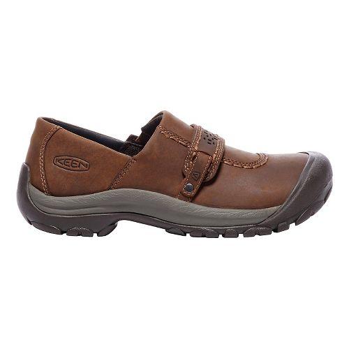 Kaci Full-Grain Slip-On Casual Shoe - Tortoise Shell/Mulch 10.5