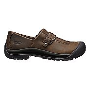 Kaci Full-Grain Slip-On Casual Shoe - Brown 11