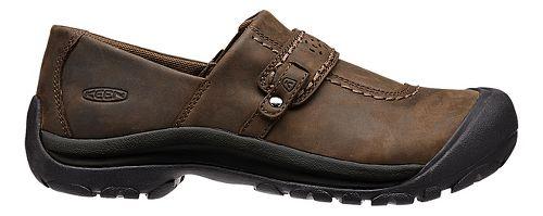 Kaci Full-Grain Slip-On Casual Shoe - Brown 5