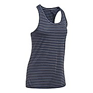 Womens Under Armour Threadborne Train Sleeveless & Tank Tops Technical Tops - Midnight ...