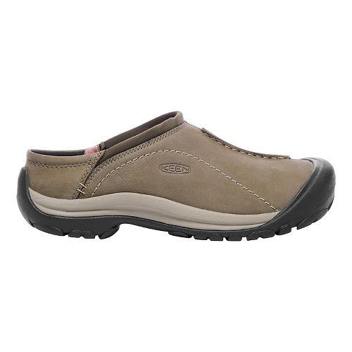 Womens Keen Kaci Slide Casual Shoe - Brindle/ Inca Gold 7.5