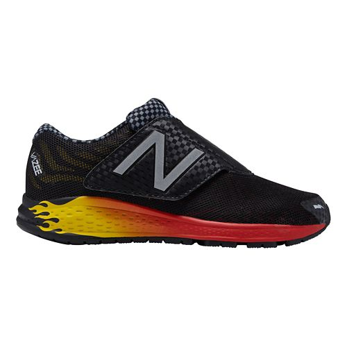 Kids New Balance Vazee Rush v2 Disney Running Shoe - Black/Red 1Y