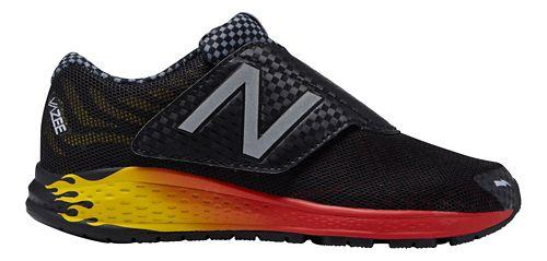 Kids New Balance Vazee Rush v2 Disney Running Shoe - Black/Red 10C