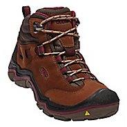 Womens Keen Laurel Mid WP Hiking Shoe - Monks Robe 10.5