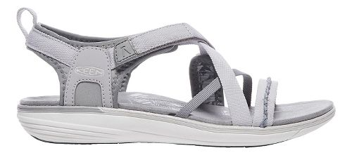 Womens Keen Maya Strap Sandals Shoe - Grey/Vapor 10