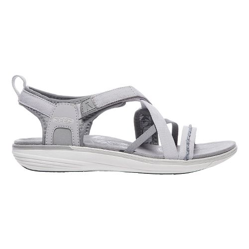 Womens Keen Maya Strap Sandals Shoe - Grey/Vapor 6.5