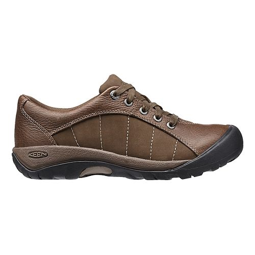 Womens Keen Presidio Casual Shoe - Black/Magnet 11