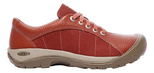 Womens Keen Presidio Casual Shoe - Tandori Spice 9