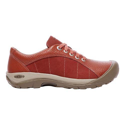Womens Keen Presidio Casual Shoe - Tandori Spice 10