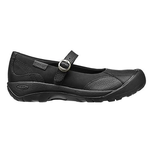 Womens Keen Presidio MJ Casual Shoe - Black 5.5