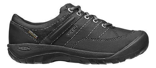 Womens Keen Presidio Sport Mesh WP Casual Shoe - Black 7.5