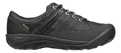 Womens Keen Presidio Sport Mesh WP Casual Shoe - Black 8.5