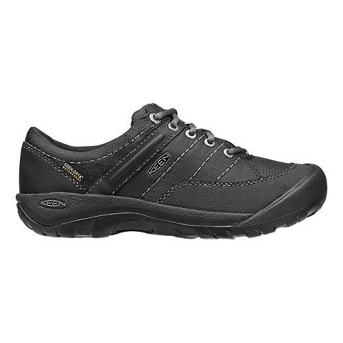 Womens Keen Presidio Sport Mesh WP Casual Shoe - Black 8