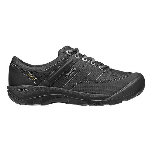 Womens Keen Presidio Sport Mesh WP Casual Shoe - Black 9