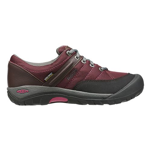 Womens Keen Presidio Sport Mesh WP Casual Shoe - Zinfandel 6.5